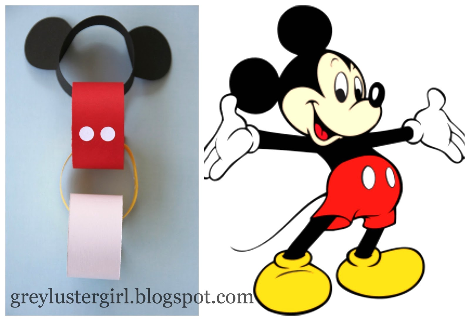 Disney countdown chain tutorial with mickey ears template disney countdown chain tutorial with mickey ears template pronofoot35fo Images