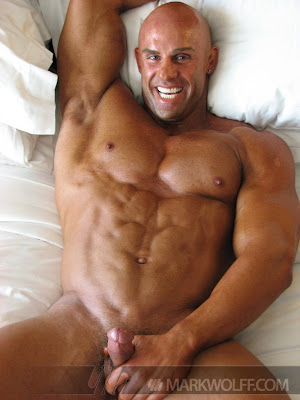Vin Marco Muscle Man Naked