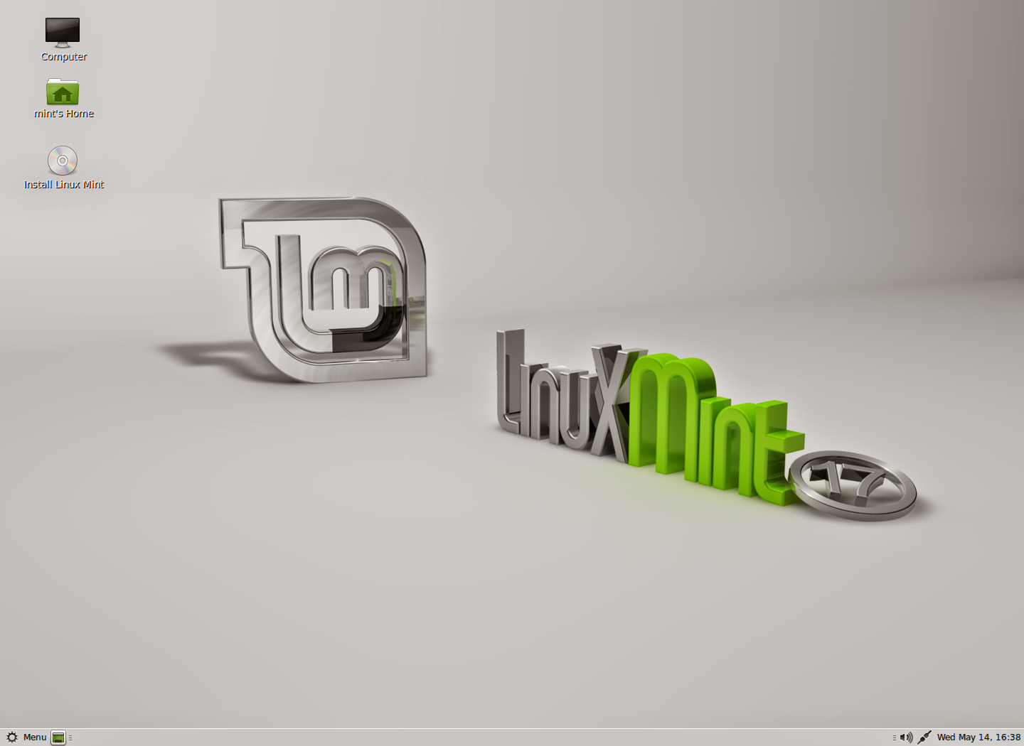 Linux Mint 17 RC com MATE
