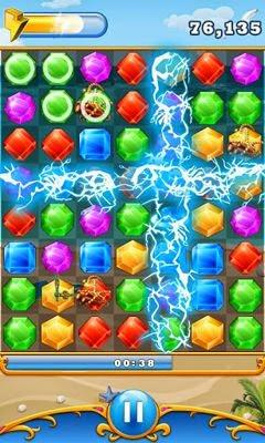 Permainan Diamond Blast Android