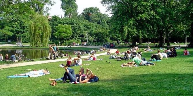 Inilah Taman Yang Bebas Untuk Melakukan seks Yang Ada Di Belanda