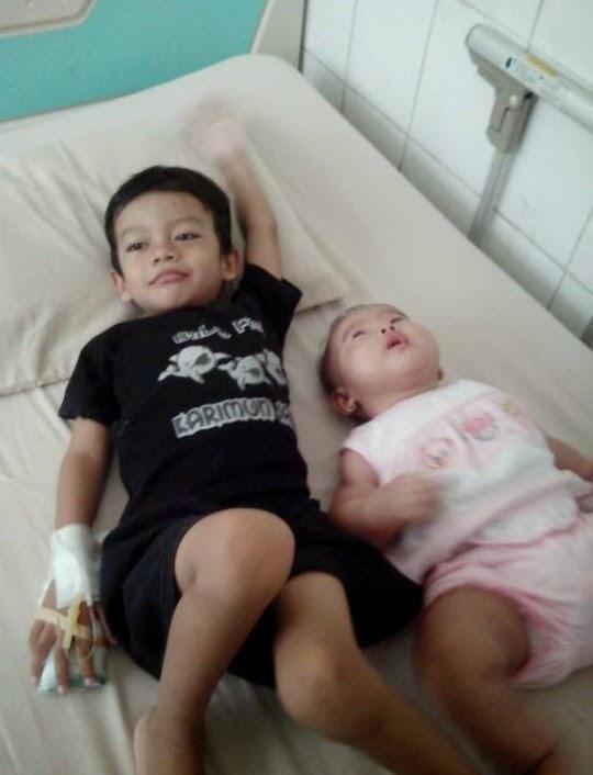 children sick