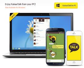 Download KakaoTalk untuk Komputer atau PC