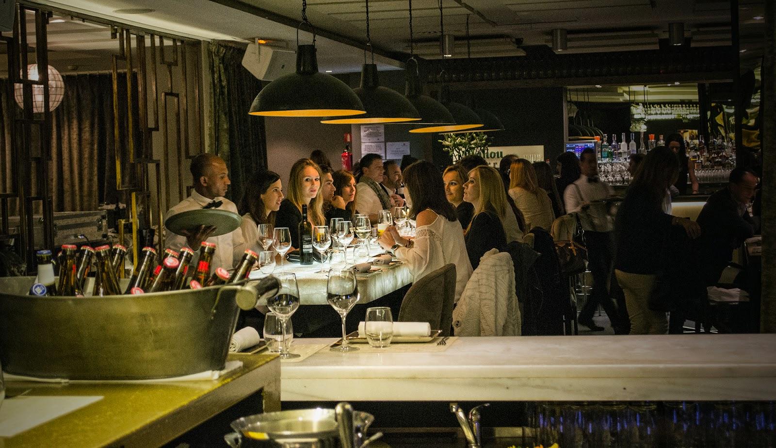 Éccola Restaurante & Club.