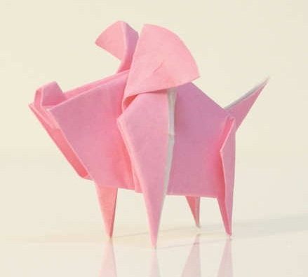 What Is Origami Origami Zodiac Pig