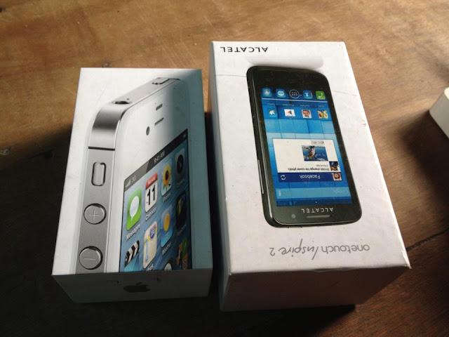 Throwaway Sunday: Boxes of Phones