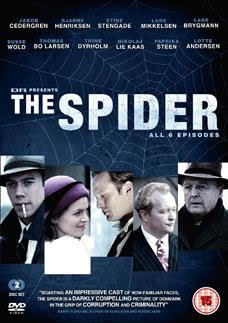 The spider dvd cover art