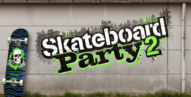 Skateboard Party 2 Apk v1.02 + Data Mod [Unlimited Exp / Torrent]