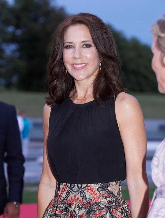 Princess Mary Attended The INDEX Award Ceremony 2015