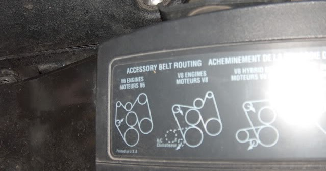 Belt Zara Images: Chevy Truck Belt Diagram