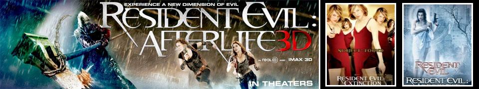 Resident Evil: Vùng Đất Quỷ Dữ