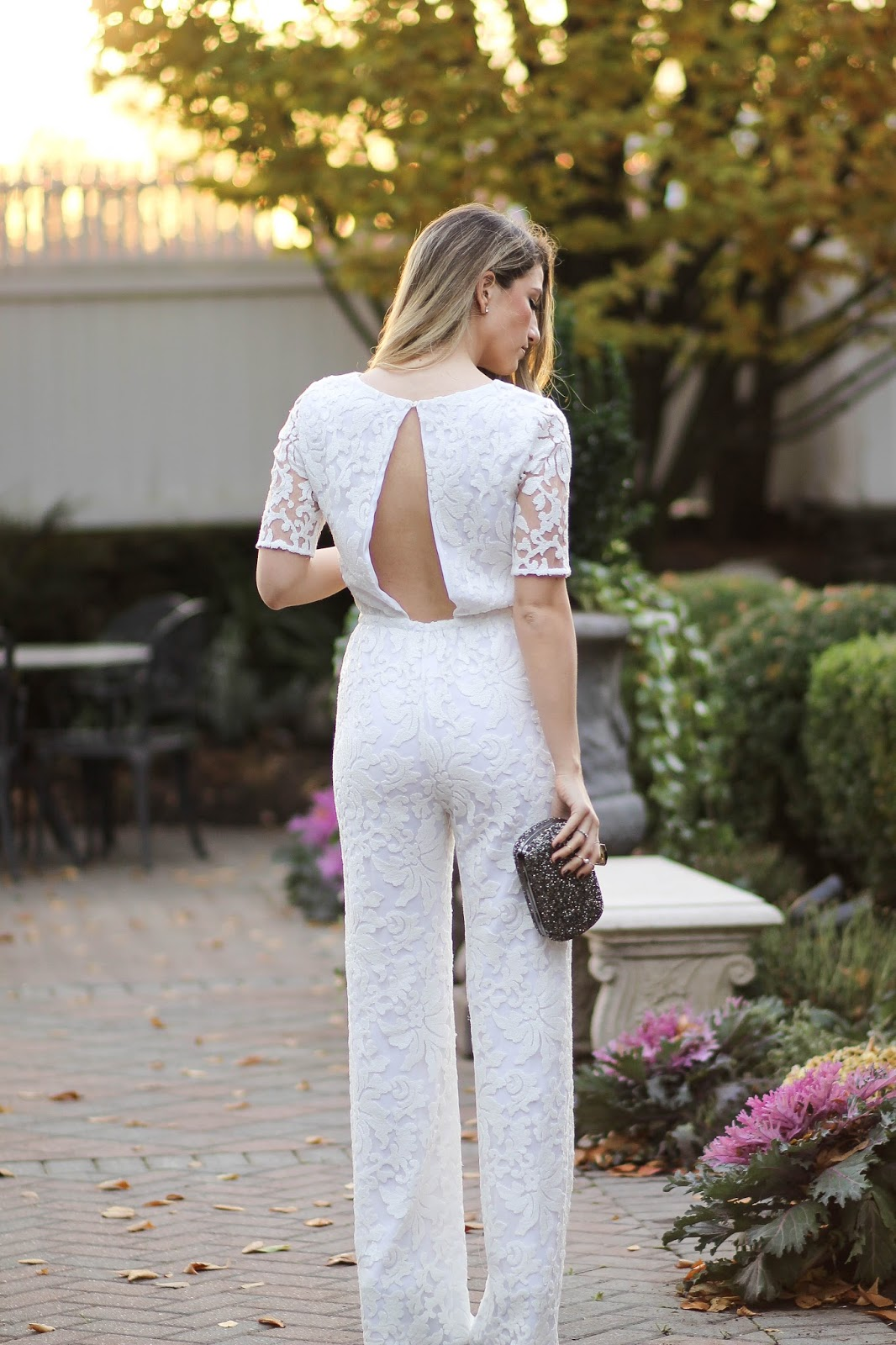 dvf kendra jumpsuit, dressed for dreams