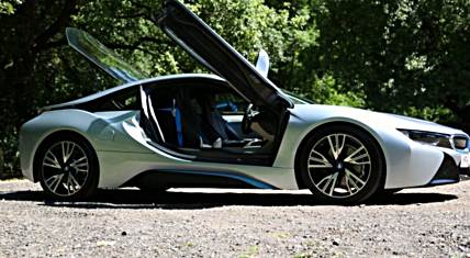 2016 BMW i8 Review UK