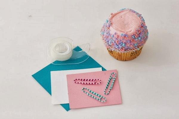 Cupcake Balloon Topper DIY