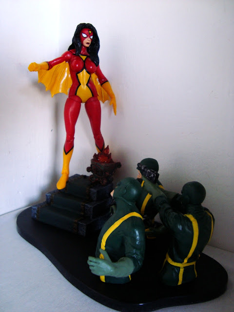 MARVEL SELECT (Toy Biz) 2002-2007 Spider-woman-marvel-select024-725620