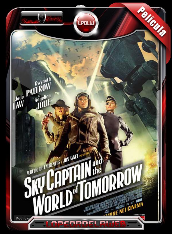 Capitán Sky y el Mundo del Mañana (2004) 720p Dual Mega