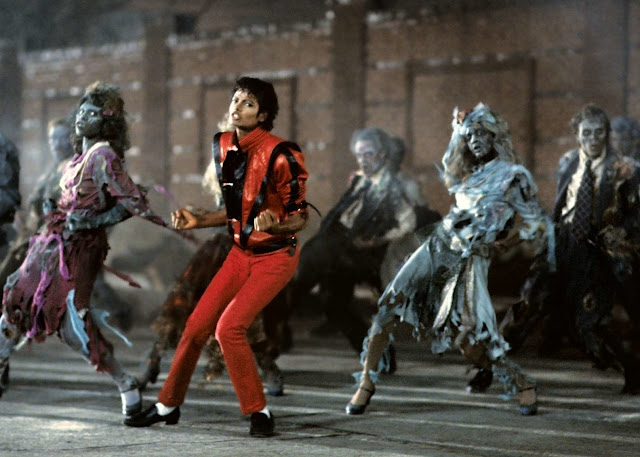 Micheal Jackson,thriller, the king of pop