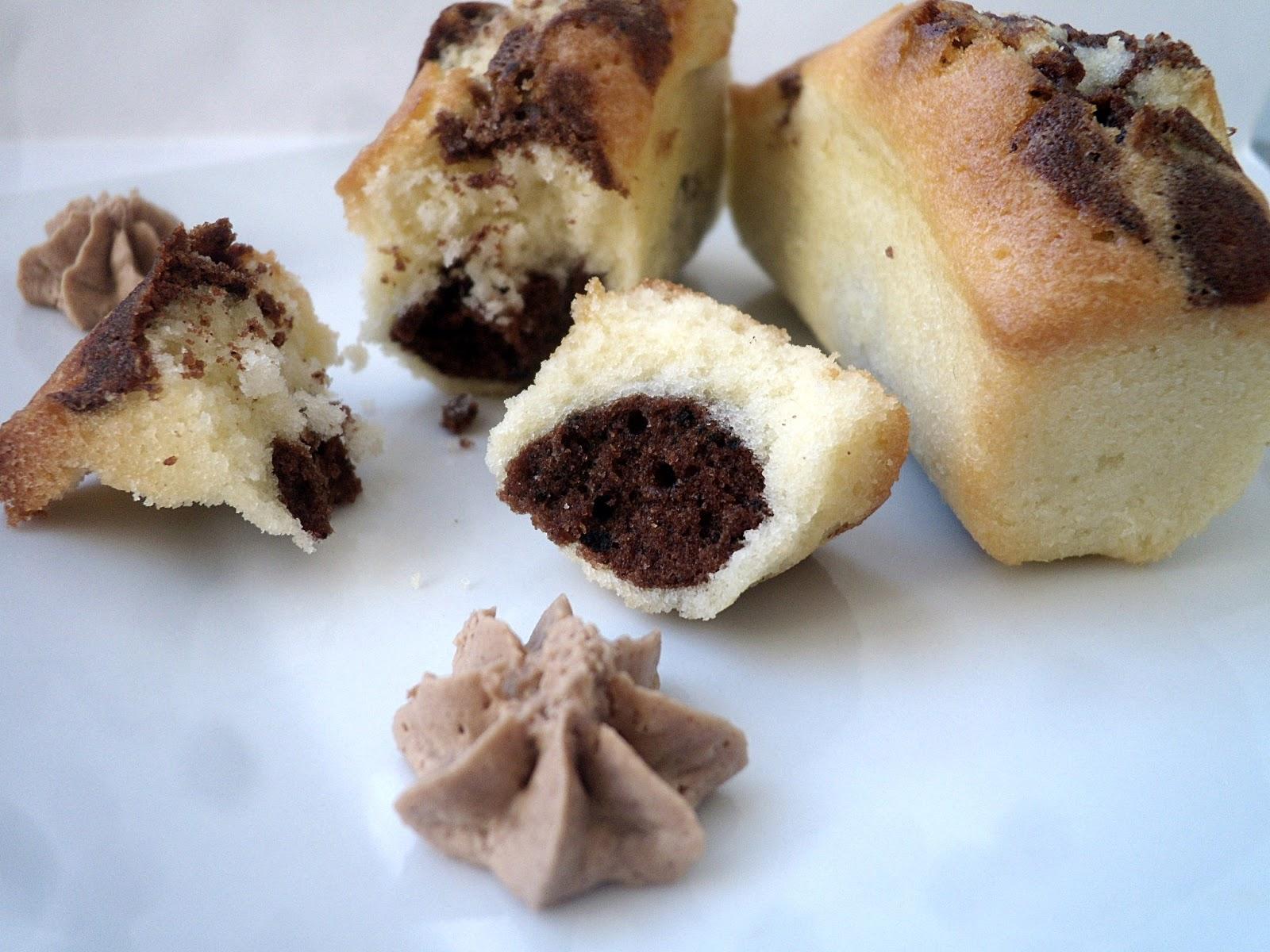 Mini Cake Marbr Ef Bf Bd Chocolat