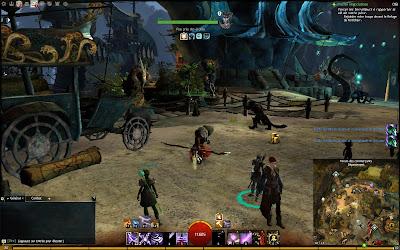 Guild Wars 2 - первый топ