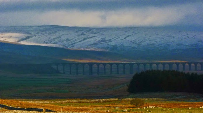Ribblehead viaduct, Chapel-le-Dale