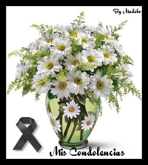 Condolencias De Pesame