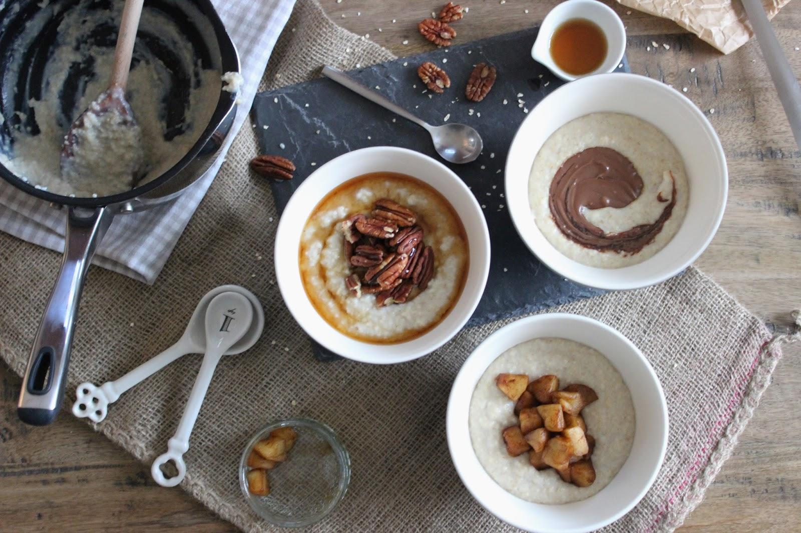 porridge-toppings