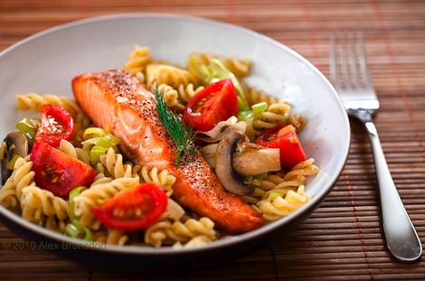 Como quemar grasa for Como preparar una cena saludable