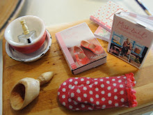 Tiny books for tiny cooks