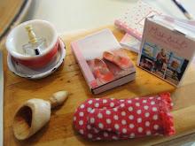 Tiny books for tiny cooks