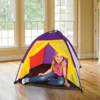 Discovery Kids Indoor Outdoor Play Tent, Image