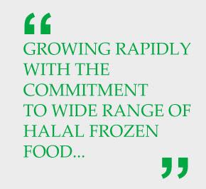 Distributor Frozen Food