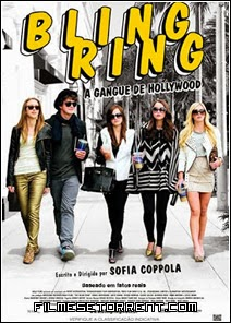 Bling Ring A Gangue de Hollywood Torrent Dual Audio