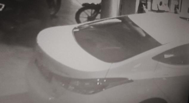 Perempuan naik Hyundai cabut lari tak bayar selepas isi minyak penuh RM100