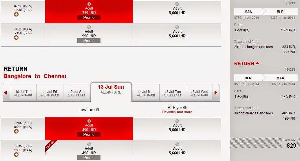 Airasia Air Ticket an Air Asia India Ticket