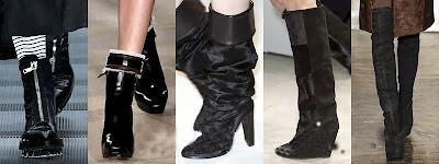 Зимняя обувь 2013-2014. Donna Karan, Isabel Marant, Jean Paul Gaultier, Belstaff, Miu Miu