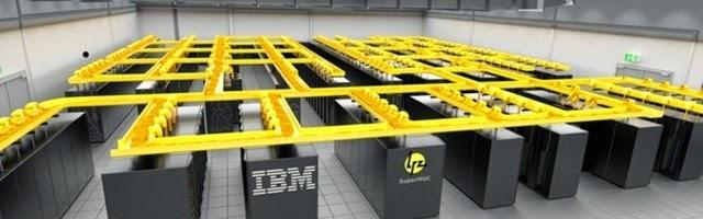 Aquí vemos el primer supercomputador refrigerado con agua con esta nueva tecnología