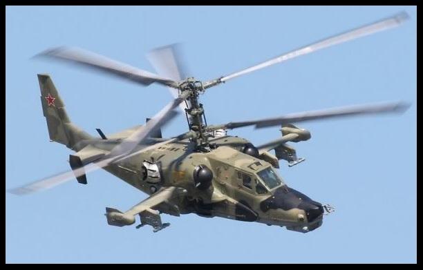 Elicottero Havoc : Palaestina felix armi per miliardi di dollari da mosca a