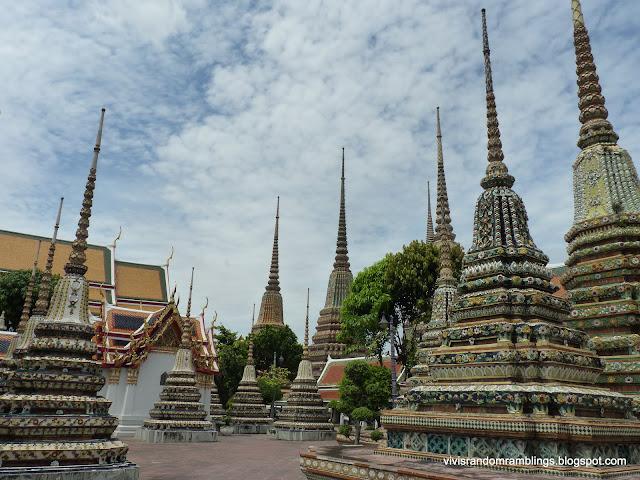 Bangkok Temple, Thailand
