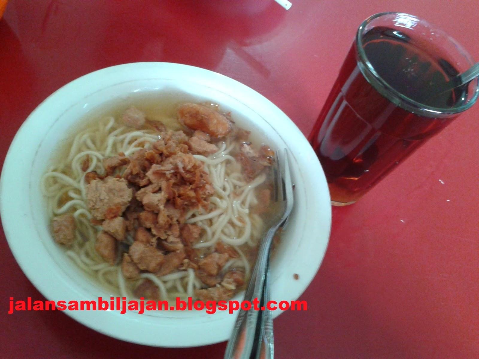 Mie Kocok Aceh