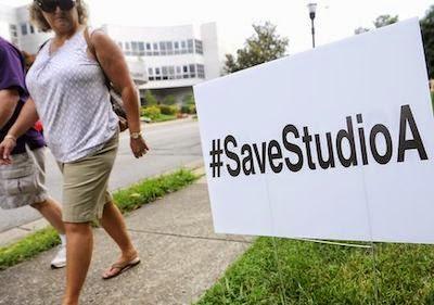 Save Studio A image