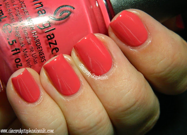 China Glaze Passion For Petals