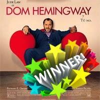 """Ganadores de las entradas dobles para el preestreno de """"Dom Hemingway"""""""