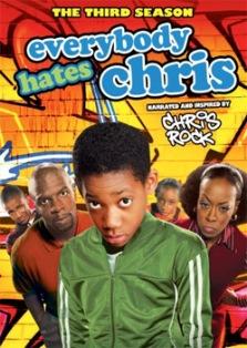 Todo Mundo Odeia o Chris - 3ª Temporada - Dublado