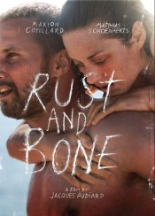 Rust & Bone Movie Poster