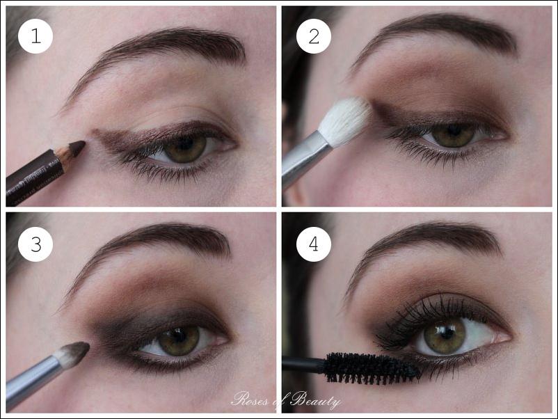 Tutorial Soft And Smokey Cat Eyes Roses Of Beauty Bloglovin