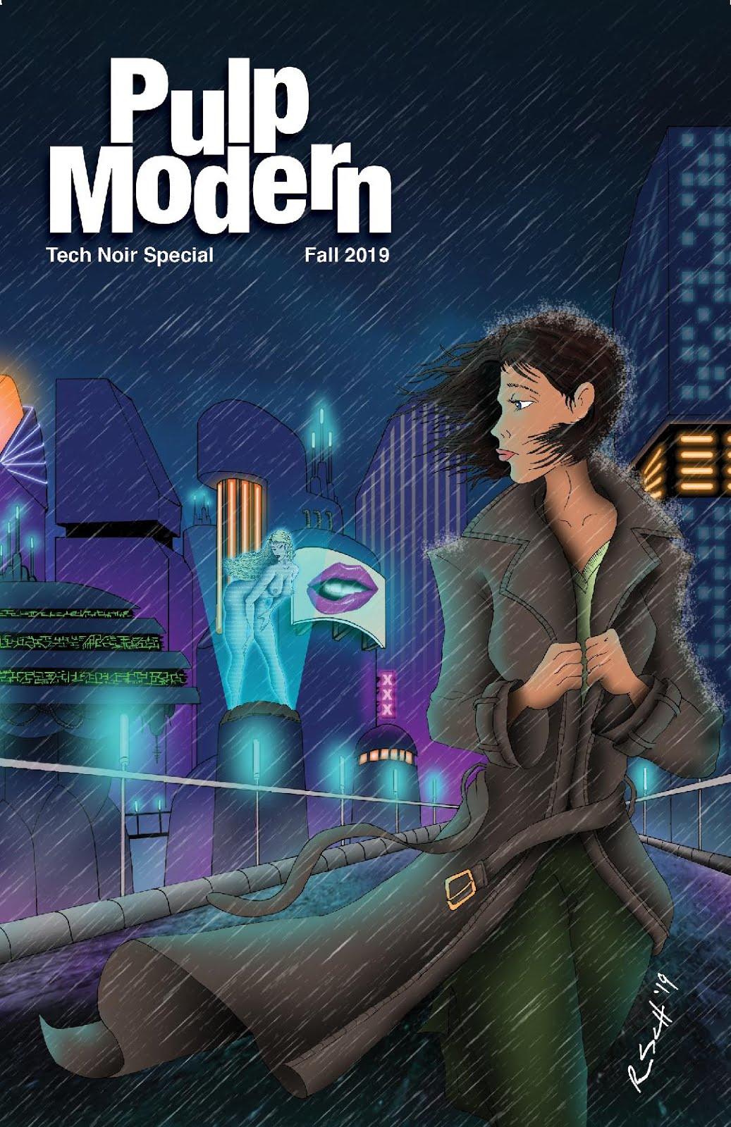 Pulp Modern: Tech Noir