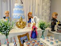 Decoração de festa infantil provençal em Porto Alegre