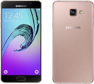 Harga dan Spesifikasi Samsung Galaxy A5 (2016) Terbaru