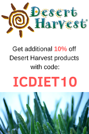 Desert Harvest Discount