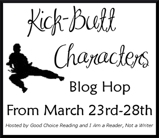 GIVEAWAY: Kick Butt Characters Hop
